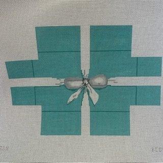 Little Blue Box Brick Cover