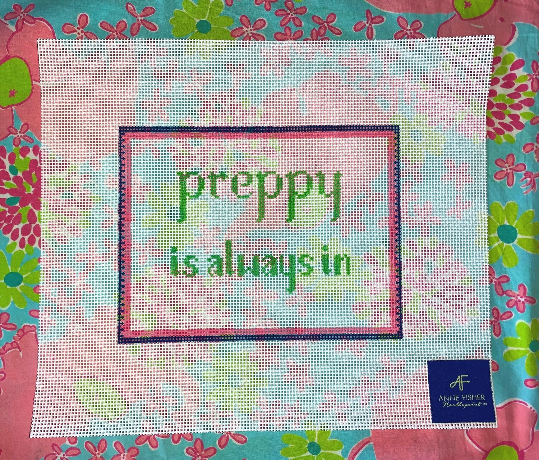 AF30 Preppy is Always In