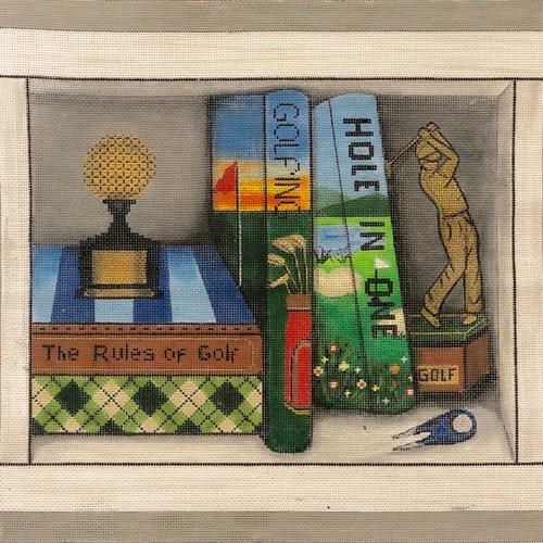 Golf Book Nook 4020