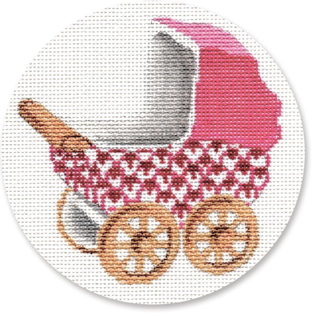 Baby Carriage-Pink EG-XO 64