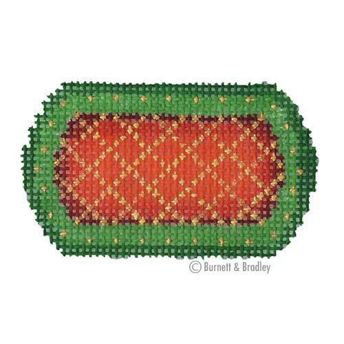 BB 3203 Santa Set #1 - Sleigh Diamond Pattern