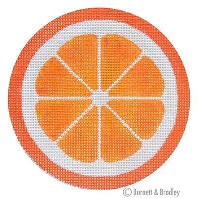 BB6080 Orange Coaster