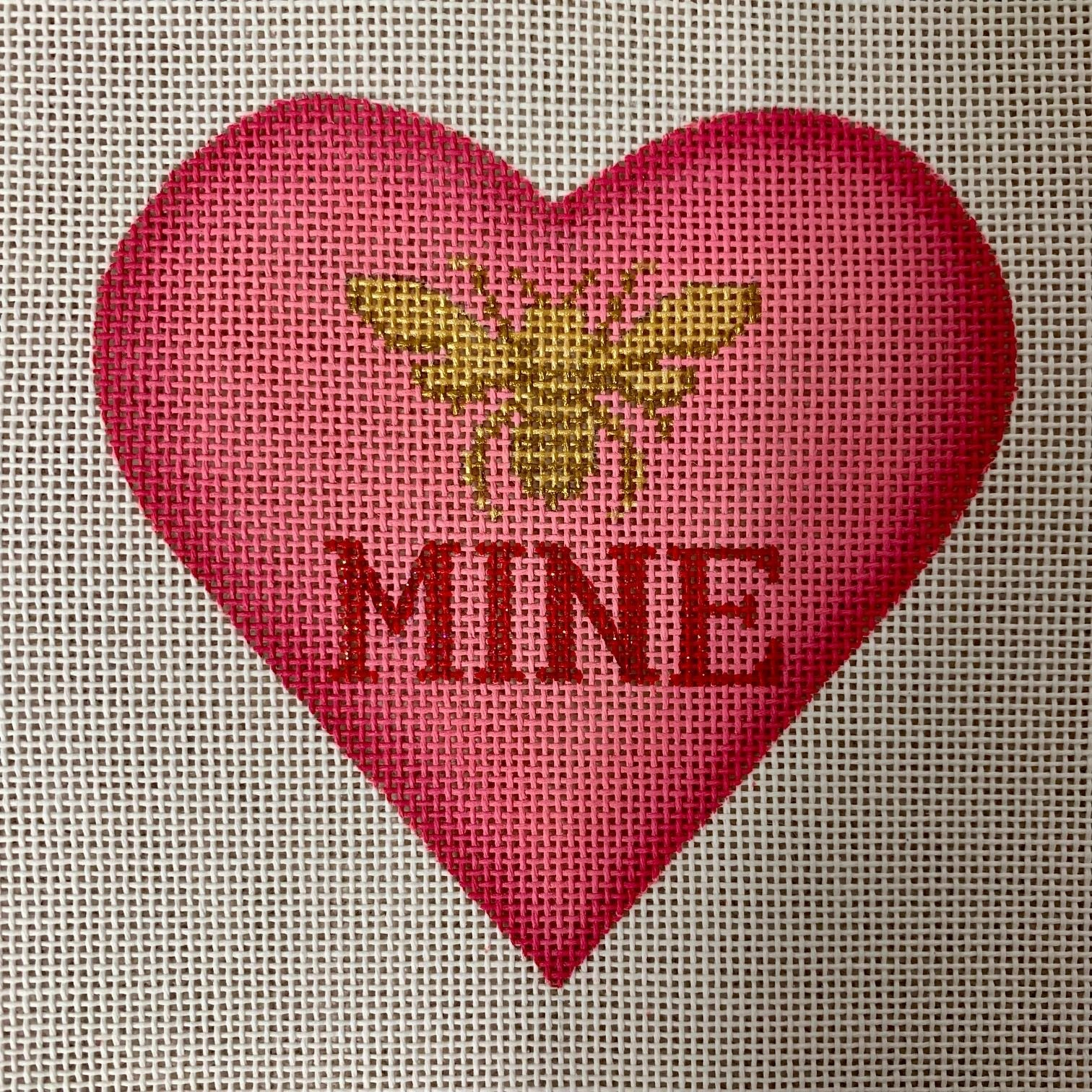 OM-256 Bee Mine Heart