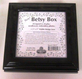 Betsy Box (5x5)-Black