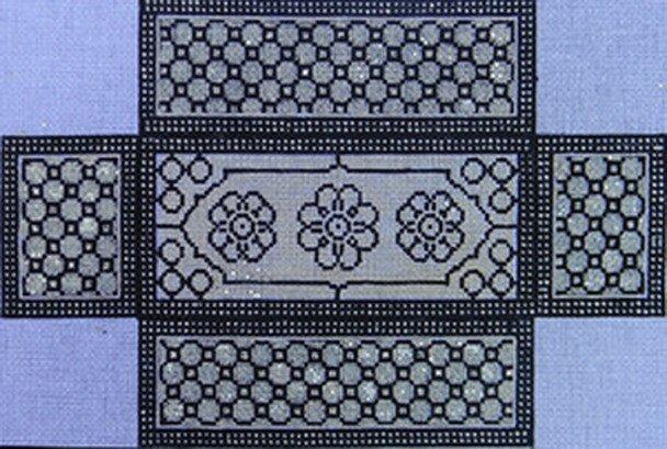 Black/White Brick Cover BC717