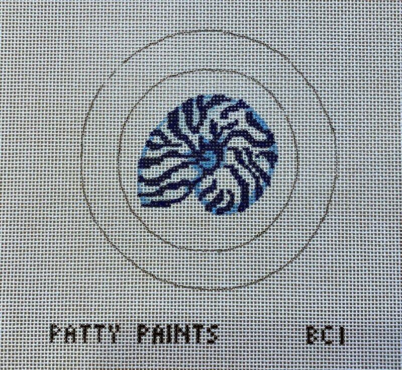 Blue Conch BC1 Button Cover