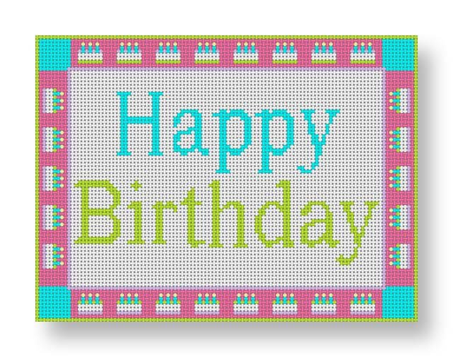 SA-SS 01 Birthday Sign