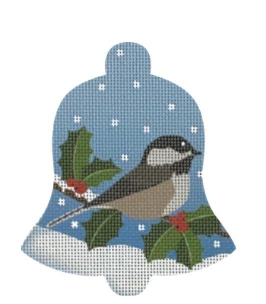 Chickadee Snow Bell BL03