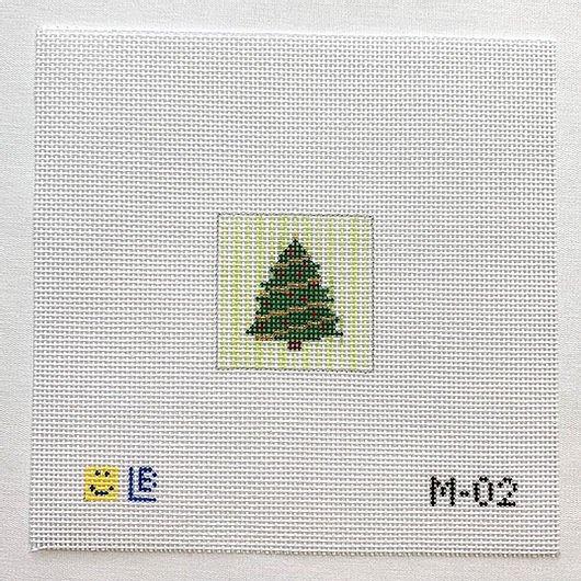 Christmas Tree Miniature M-02