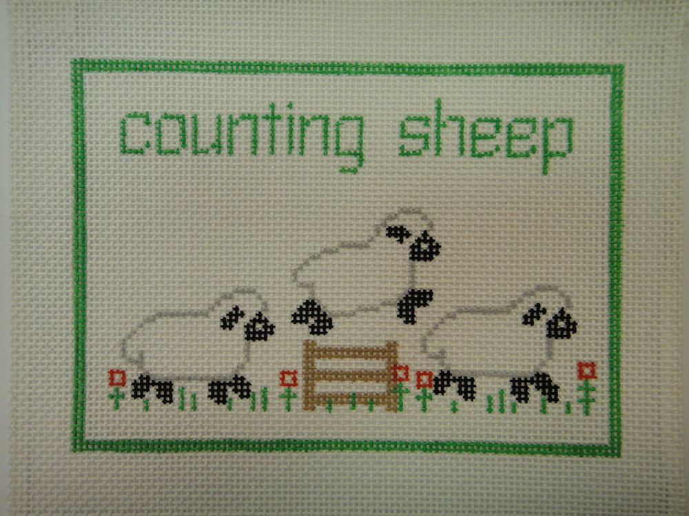 Sign Counting Sheep S37
