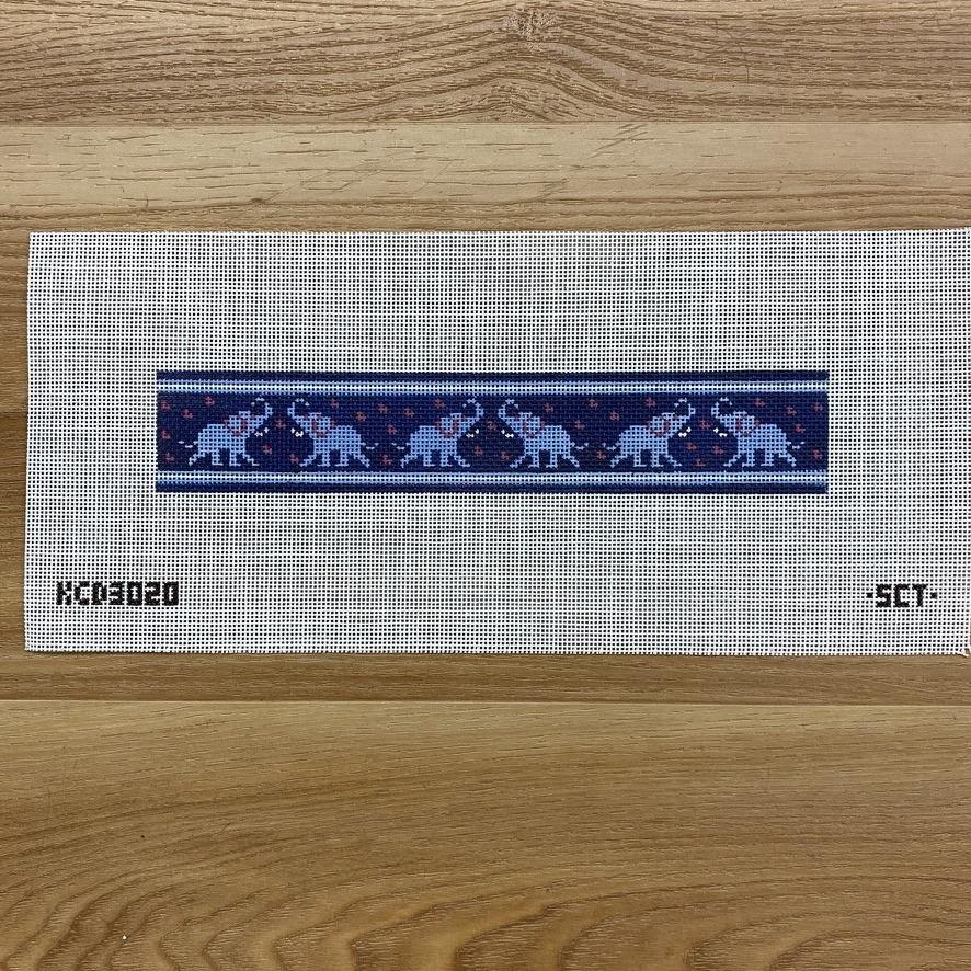 Elephant Key Fob