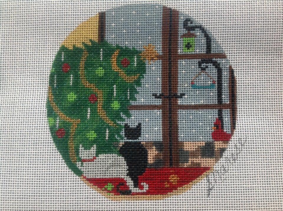 Faith & Grace Christmas Ornament-FG1
