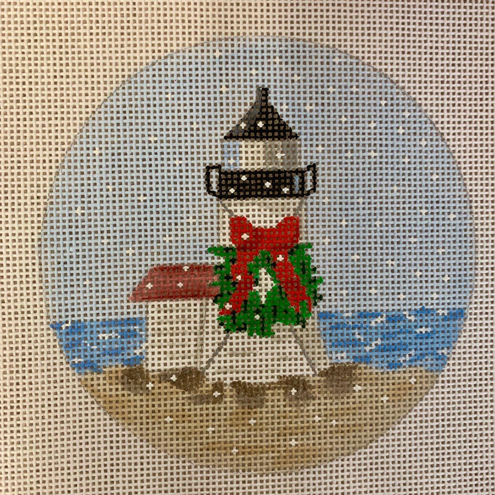 Christmas Lighthouse  TSG 25-A