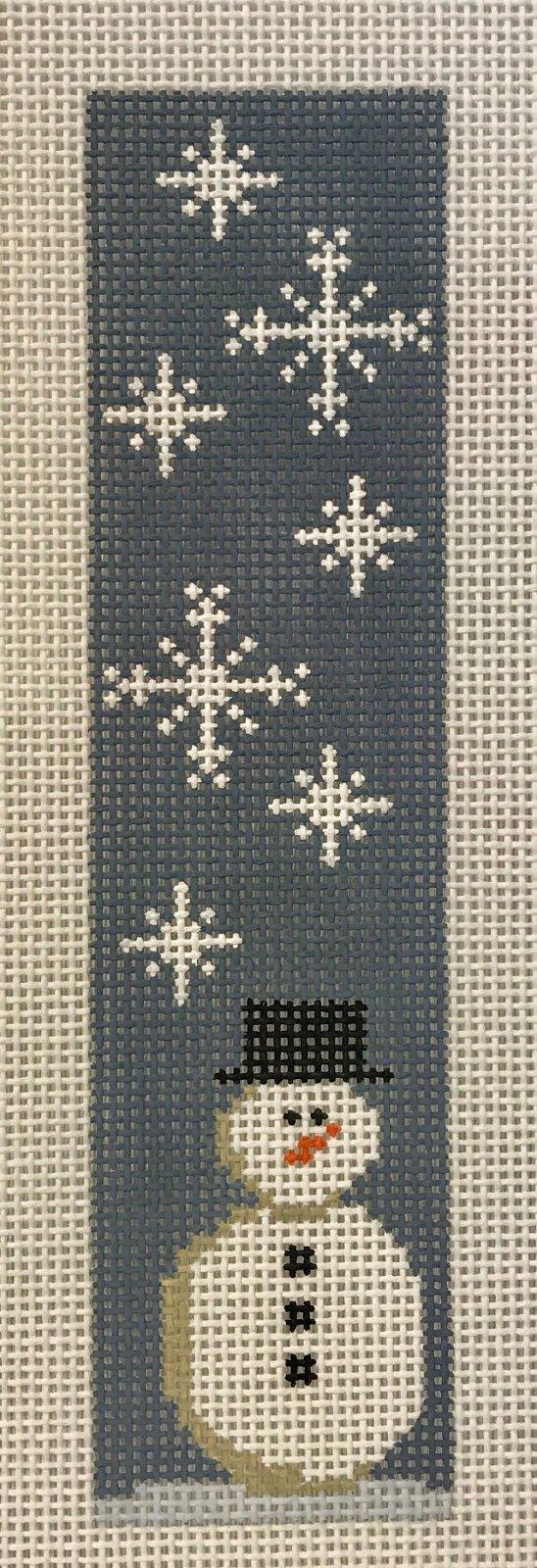 BKM205 Snowman Bookmark