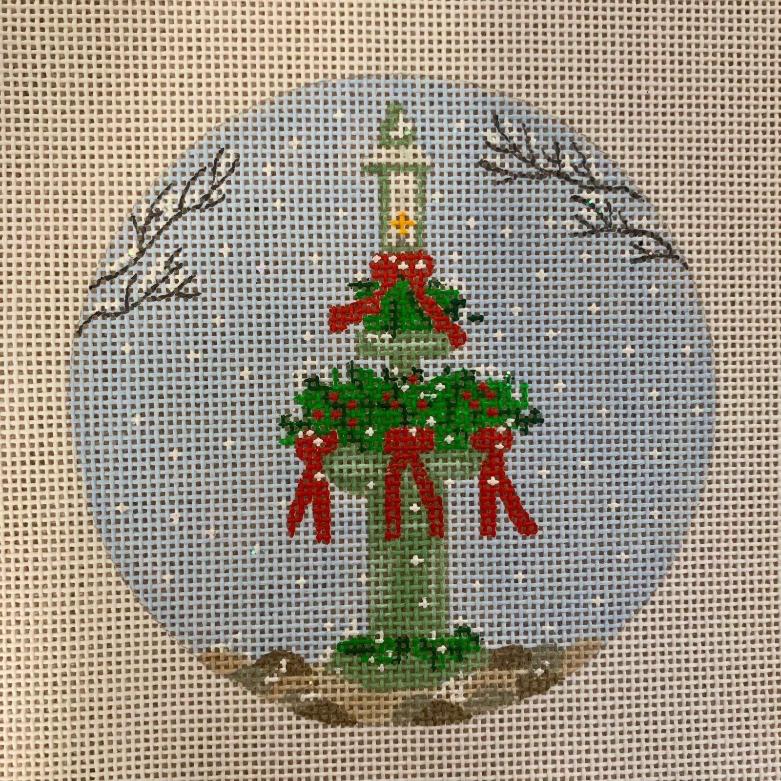 Christmas Lantern  TSG 25-C