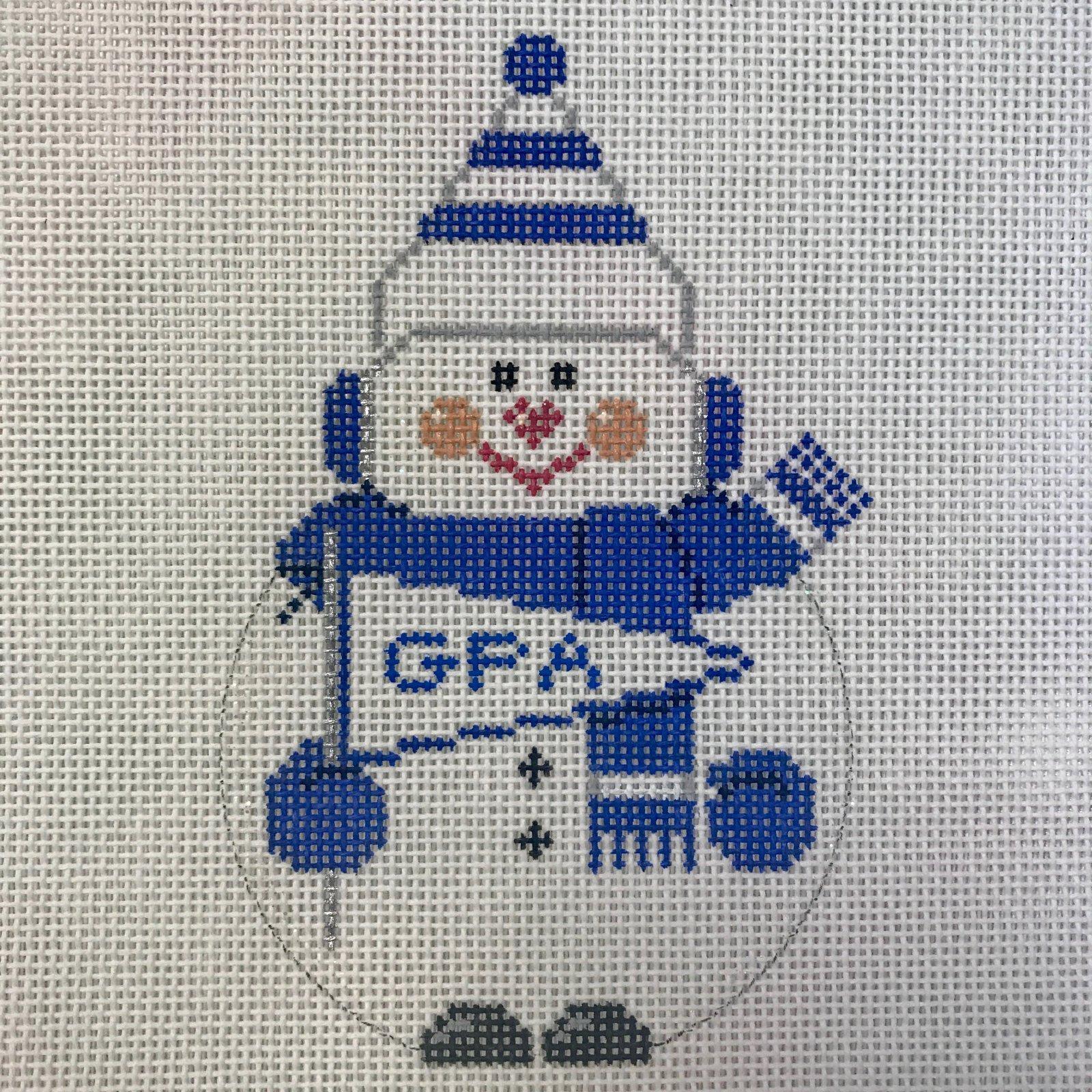 Dupree Snowman - GPA