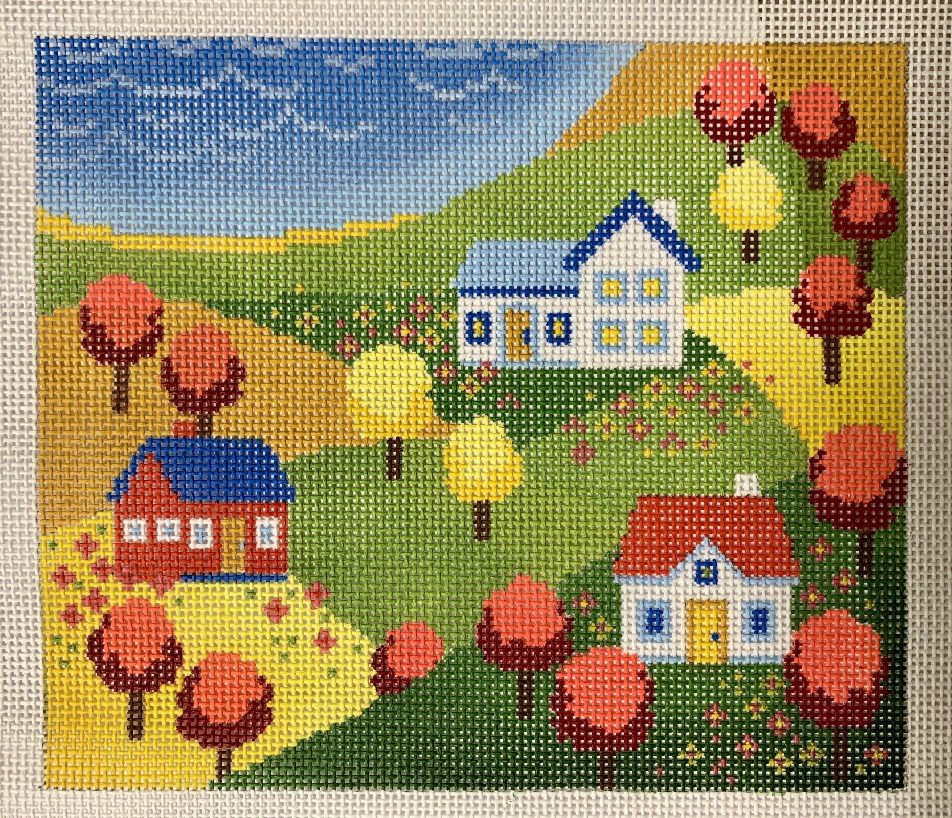 Folk Landscape 065