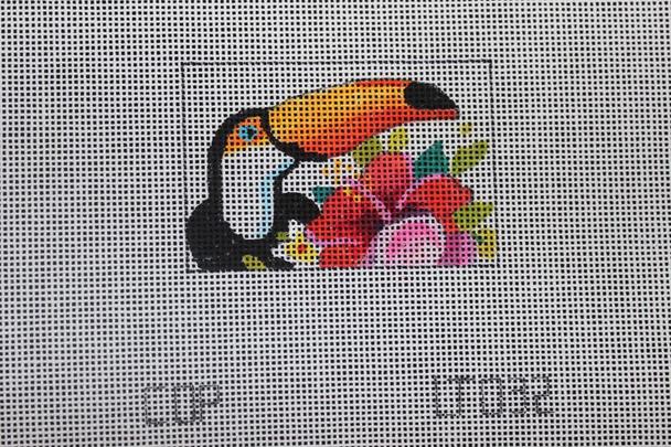 Floral Tucan LT032