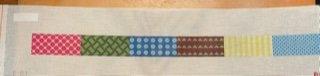 Patchwork Belt B-061