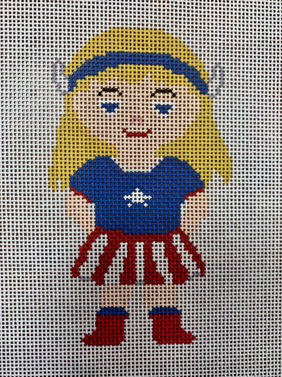 Captain America Girl ASIT 348