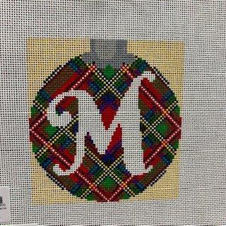 Monogram Ornament CO26AM