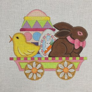 Easter Cart HO 1306