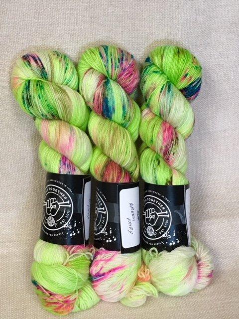 Stitch Tog Stitch Twisted Sock