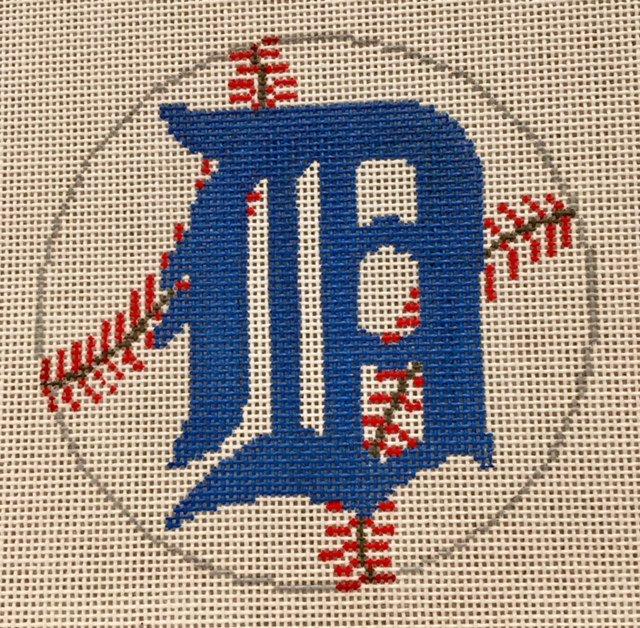 1038 Detroit Tigers, 4.25 Round