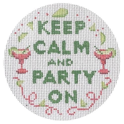 Keep Calm & Party On INSMC-57