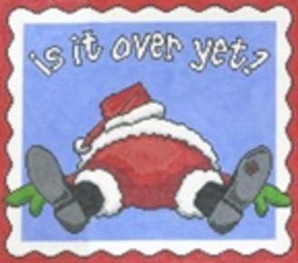 Is It Over Yet?  CC 717