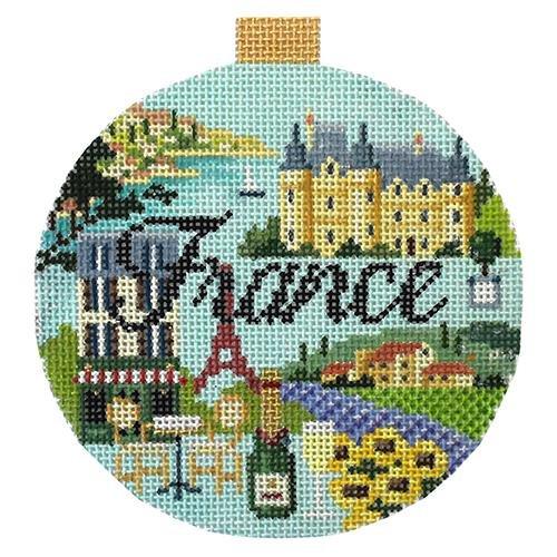 KB 1517 - Travel Round - France
