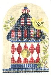 Firecracker Finch House KBH24-18