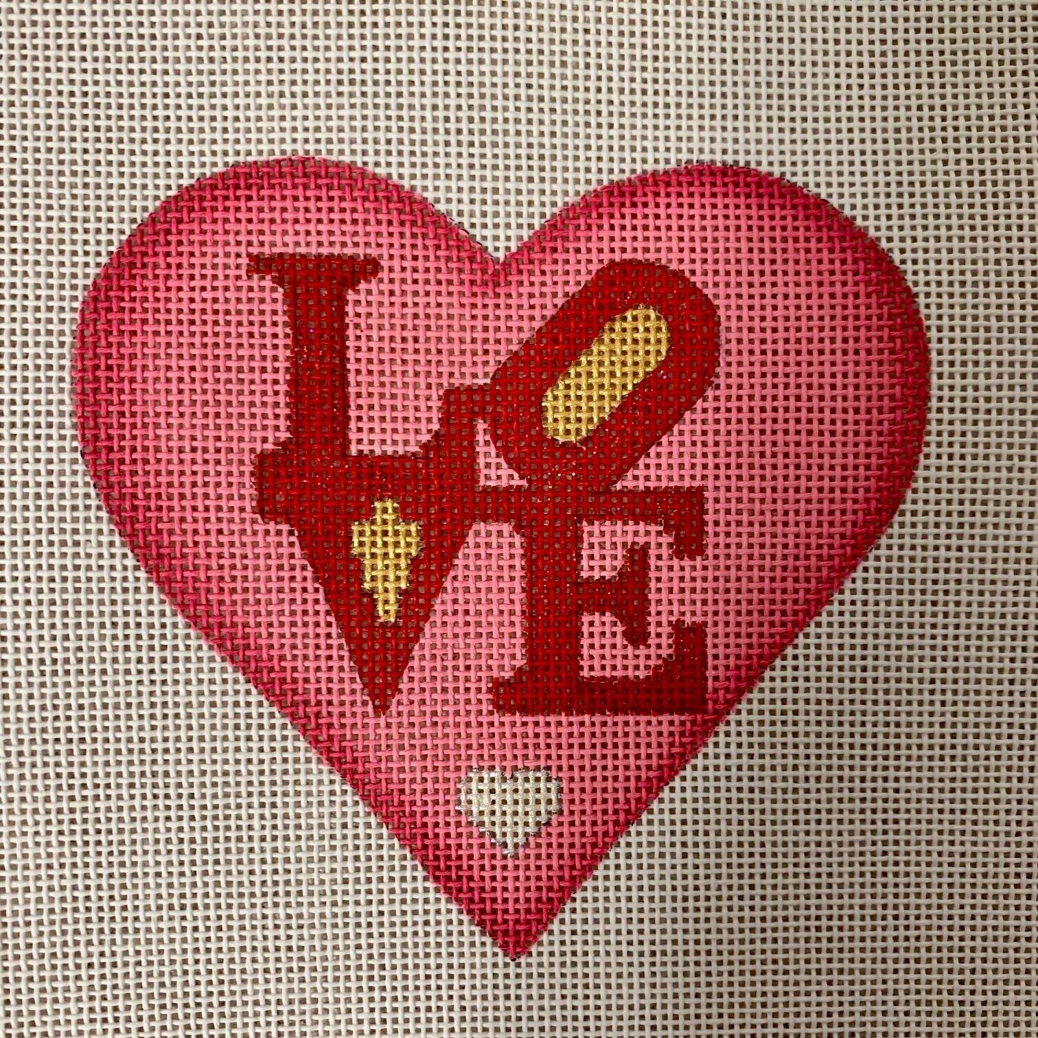 OM-255 Love Heart