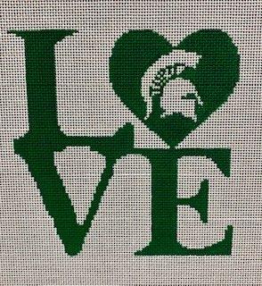 Love Michigan State KKKO142