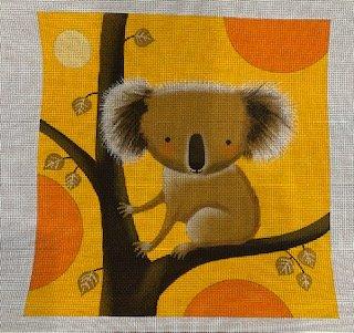 Koala Tree M2061