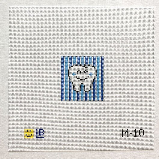 Mini Tooth (Blue) M-10