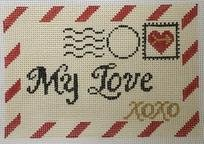 Mini Love Letter RD079