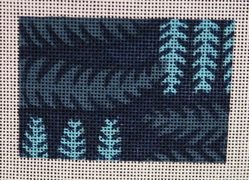 Blue Leaf PE Insert N7