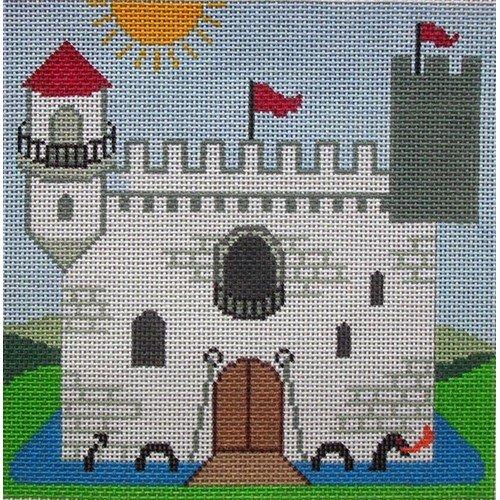 Boy Castle Tooth Fairy P088