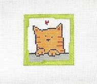 JLC-B-007 Cat First Stitch