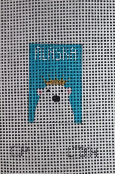 Alaska Polar Bear LT004