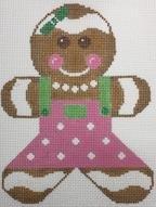 Mini Gingerbread Girl Pink 200-4