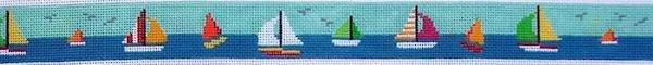 Sailboats Belt B129