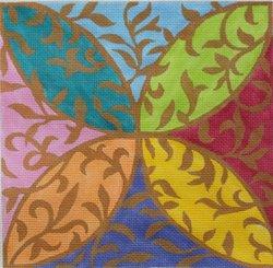 SC269 Leafy Arabesque