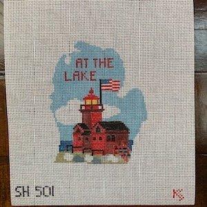 SH501 AT THE LAKE/Michigan