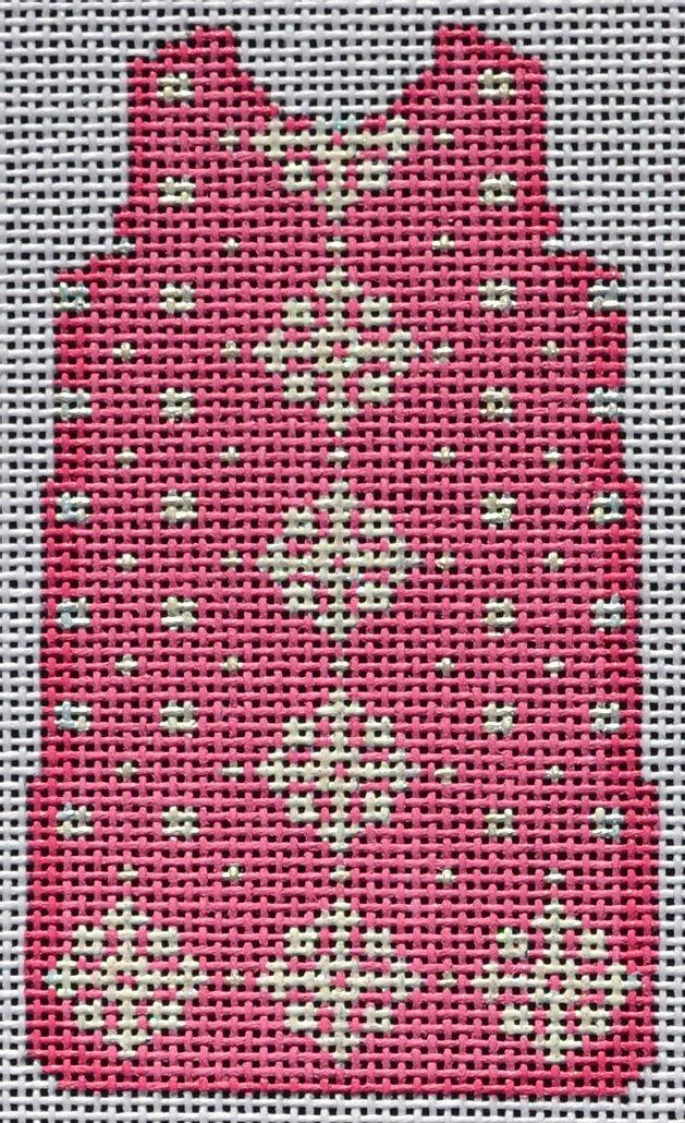 Snowflake/Pink Mini Shift MS76P