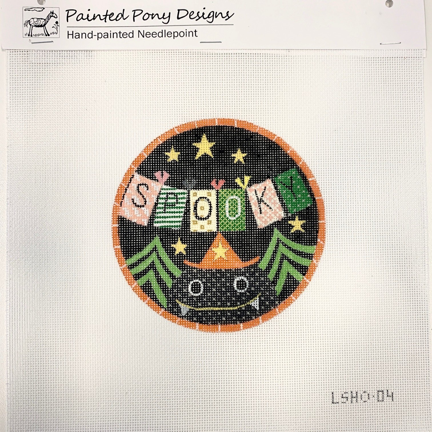 Spooky Spider LS-HO04