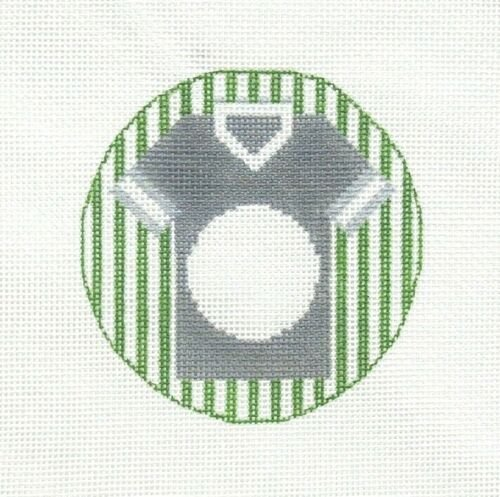 RD232 Sports Jersey Monogram Round