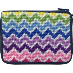 Chevrons Kids Coin Case SZ8101