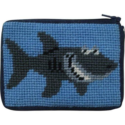 Shark Kids Coin Case SZ8103